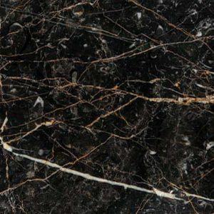 سنگ مرمریت گلدن بلک|golden black marble