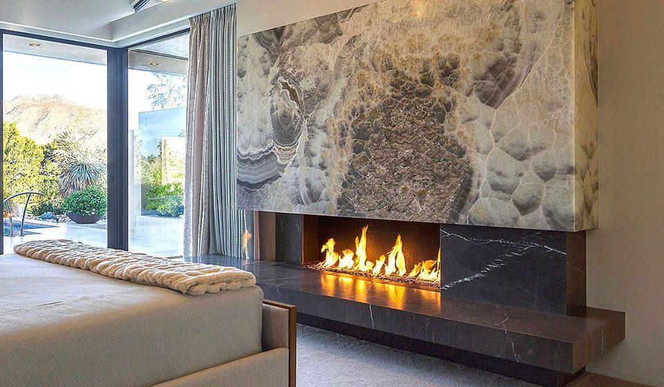 بهترین سنگ شومینه|best fireplace stone