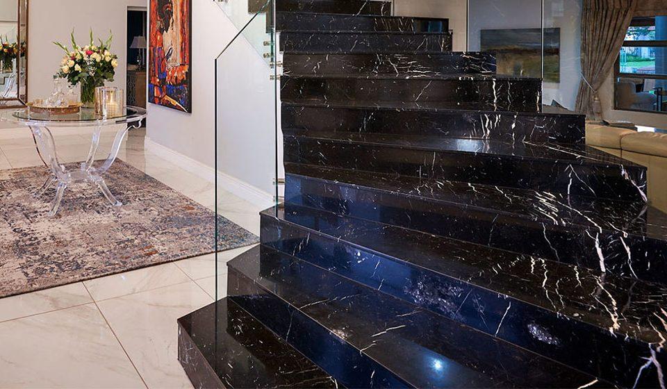بهترین سنگ پله و راه پله ساختمان|building Staircase Stone