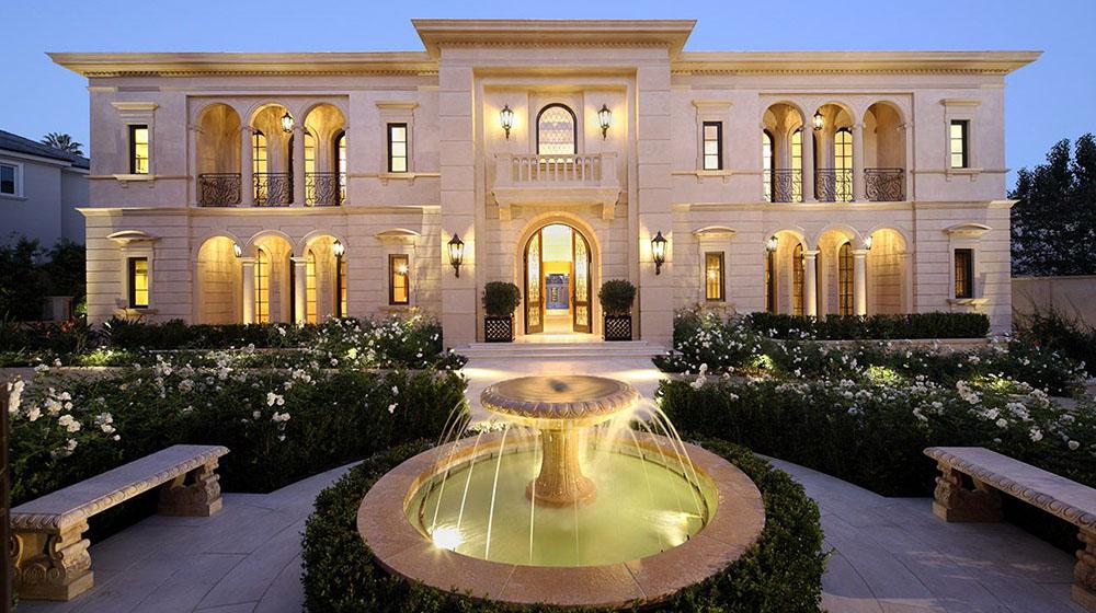 بهترین سنگ نما ساختمان best facade stone