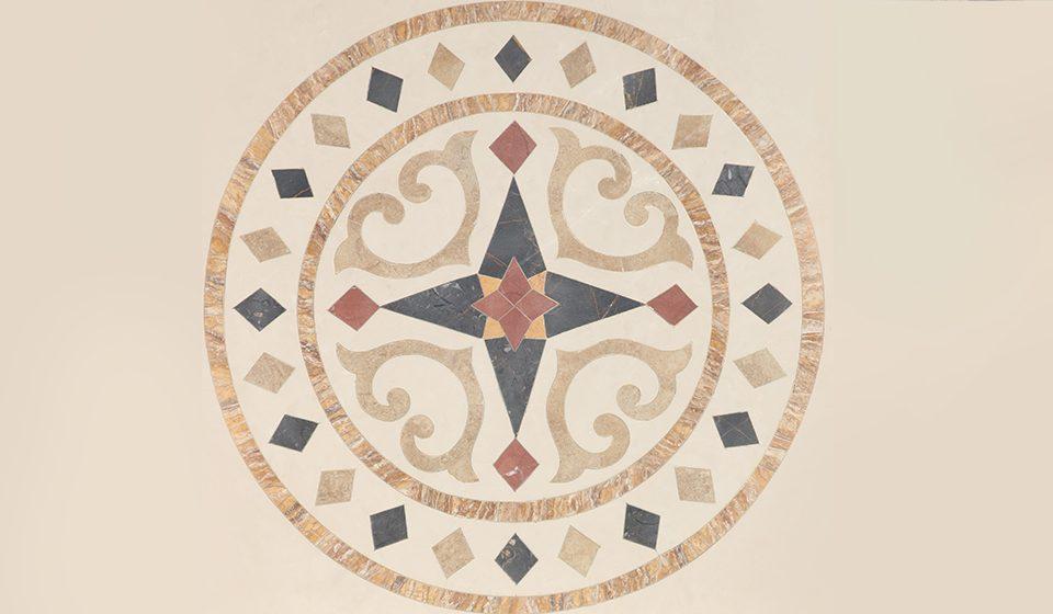 سنگ معرق سنگ کف|mosaic stone
